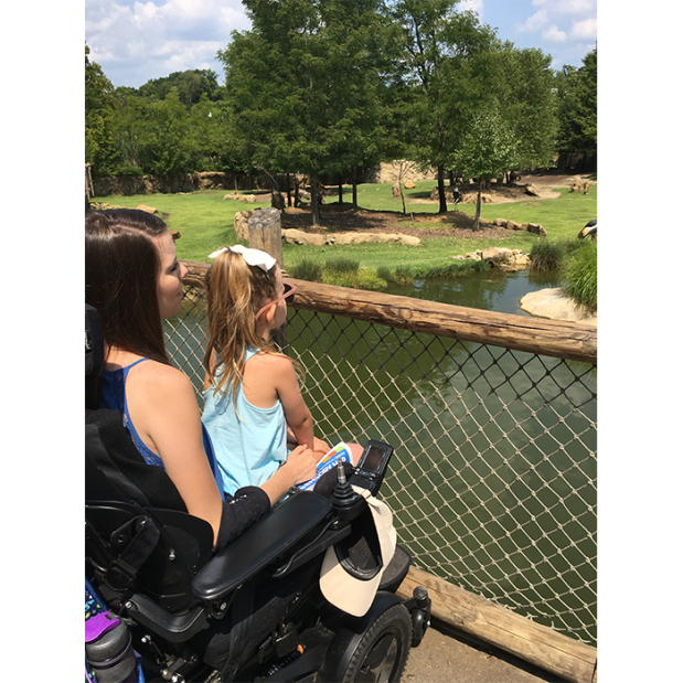 Cincinnati Zoo special needs and wheelchair access 1