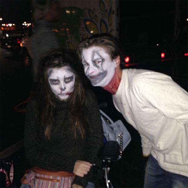 Zombie Wheelchair Halloween Costumes 1